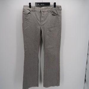 Chico's Platinum Women's Boot Cut Jeans Size 2